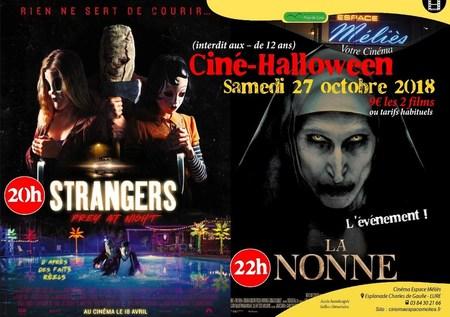 Ciné-Halloween